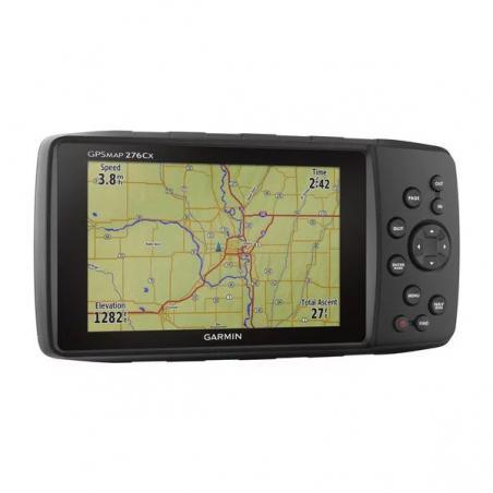 Навігатор Garmin GPSMAP 276Cx