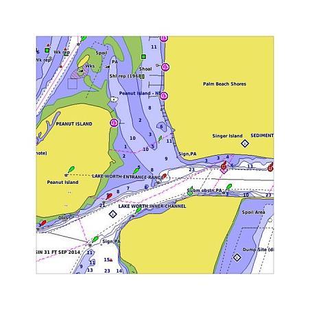 Карта Garmin HXEU063R...