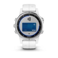 fenix 5S Plus,Sapph,Wht Rose Gold w/Wht Bnd,GPS,EMEA