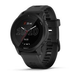 Смарт-годинник Garmin Forerunner 945 LTE з чорним ремінцем