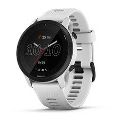 Смарт-годинник Garmin Forerunner 945 LTE з білим ремінцем
