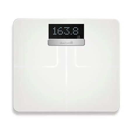 Garmin Index Smart Scale білі