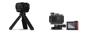 Экшн-камеры Garmin