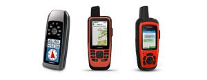 Портативні GPS пристрої